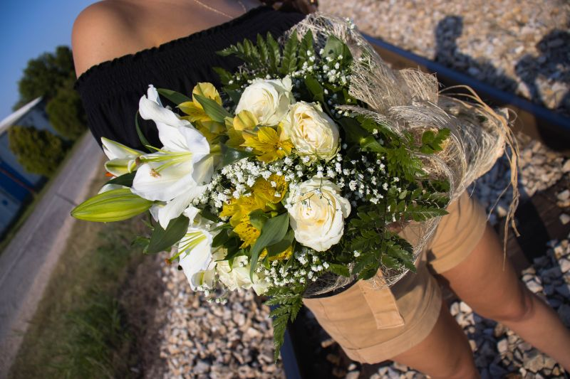 buket ljubavi cvecara lotos