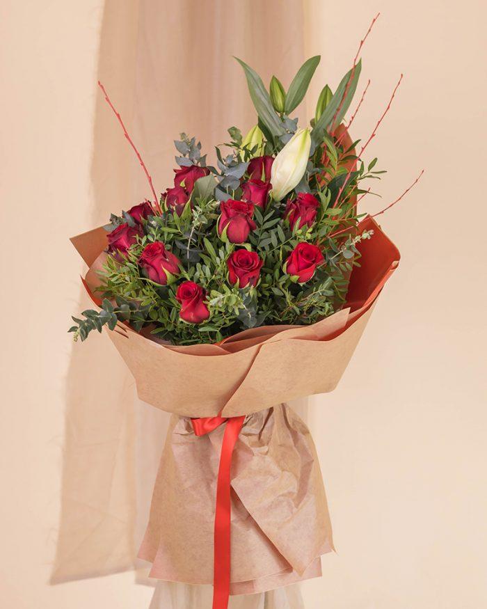 Ruže u papiru